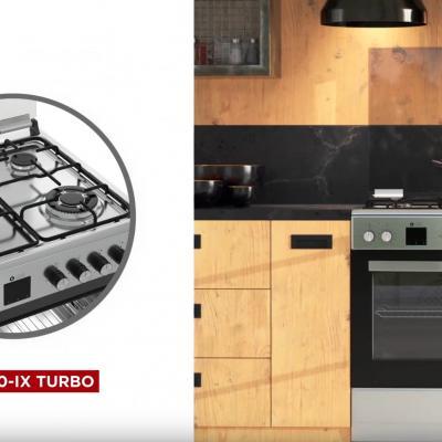 (VIDEO) ΚουζίνεςTHERMOGATZ | Cookers, Φούρνοι, Εστίες | Φυσικού Αερίου-Υγραερίου