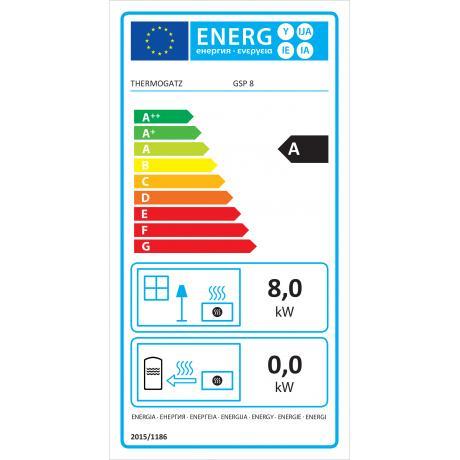 GSP 8 ENERGY LABEL