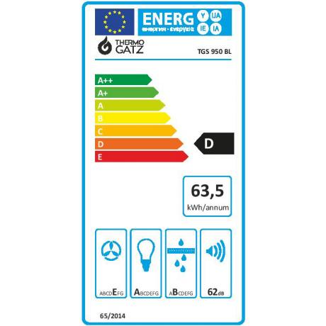 TGS 950 BL RUSTIC - ENERGY